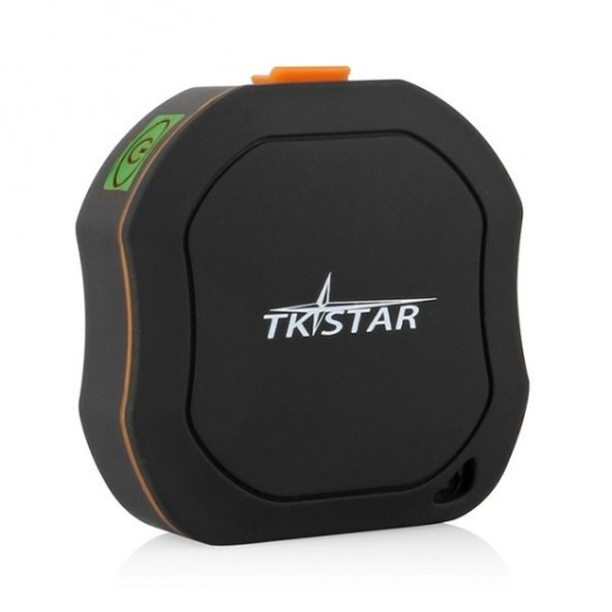 Přívěšek s GPS lokátorem pro děti a seniory TK STAR