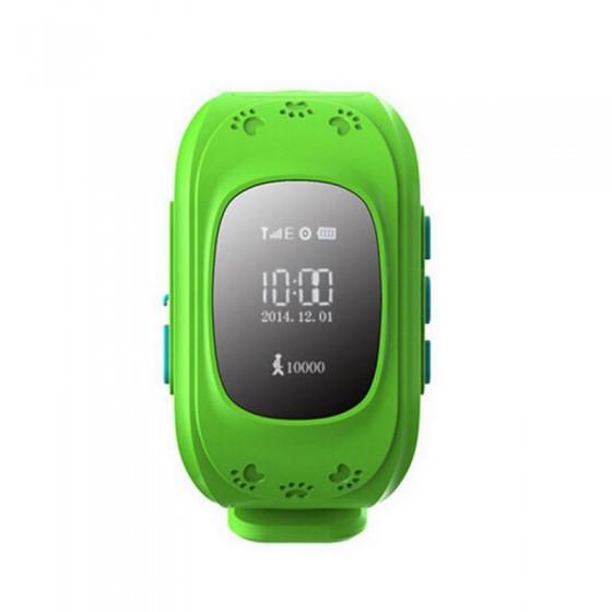 Chytré hodinky Q50 s GPS lokátorem