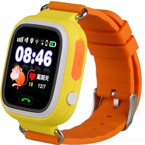Chytré hodinky Q90 s GPS lokátorem