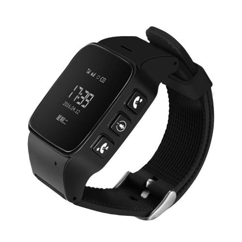 Chytré hodinky D99 s GPS lokátorem